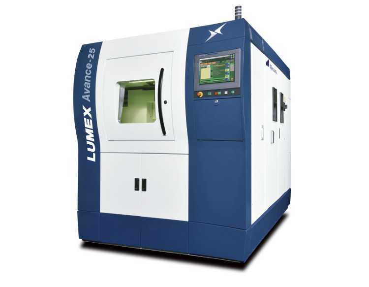 LUMEX; LUMEX Avance-25; LUMEX-Series; lasersintern; Additive Manufacturing; AM